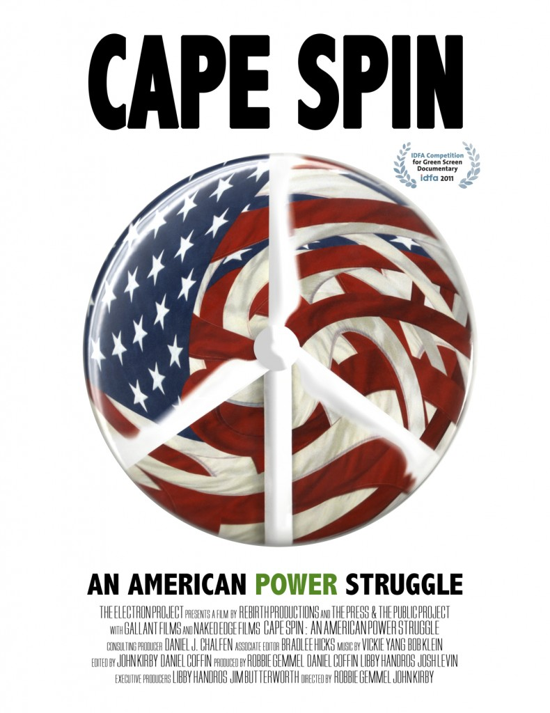 Cape Spin! Poster